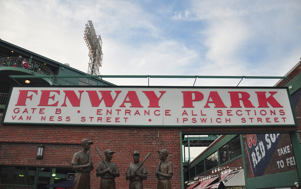 Catching a game at Fenway Park is one of the best ways to spend a sun-filled day in Boston.